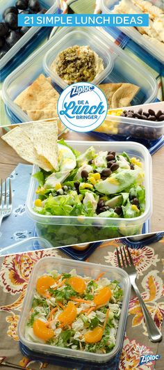 Adult-approved ideas that will make you feel excited to pack your lunch again. Form a lunch-packing habit in 21 days with these 21 unique meal ideas. No PB&J here. Try recipes like BBQ Cornbread Muffins, Garlic Toast & Brie Grilled Cheese, and DIY Protein Bento Boxes. Plus tips for packing a week's worth of lunches in one hour and how to pack no-mess snacks. Great list if you're trying to save money and stay healthy by bringing your lunch.