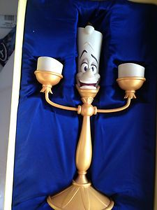 The Lumiere Candelabra from Beauty and the Beast (limited edition)