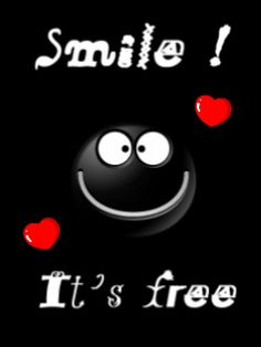 ♥ Smile  ♥ It's free - Smile, brings out a bright shining ☼ Have a Great Shining Day Everyone...:)