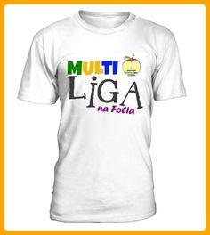 Camiseta MultiLIGAnaFolia - Geburtstag shirts (*Partner-Link)