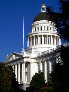 CA State Capitol Sacramento