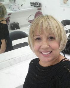 E quatro horas depois tá ai..total Blondie. Amei! #totalblondie #blondiepower #itwoman by solzinha04 http://ift.tt/1TlQHc5