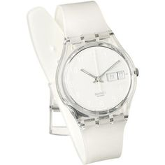 Swatch Snow Covered Watch