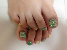 Ray ~ ~ NAILSLEI Nails nail nail foot of Kuwana ☆