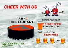 ice hockey in Parkhotel Praha!