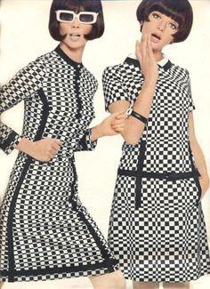 Resultado de imagen para 60's fashion
