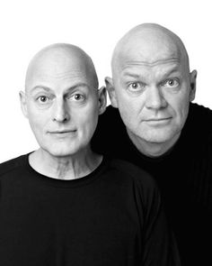 Photographer Francois Brunelle releases portraits of perfect strangers who look like twins.