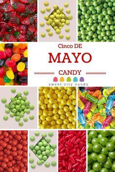cinco de mayo candy buffet | Cinco de Mayo Candy Buffet, Mexican Fiesta Candy Buffet, #CandyBuffet ...