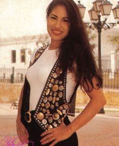 Selena Quintanilla Perez.