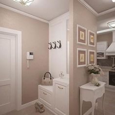 Create a beautiful entrance in your home with 42 entryway decor ideas Entryway Decor Ideas beautiful Create decor dreamhou entrance Entryway Home ideas Hallway Decorating, Entryway Decor, Interior Design Living Room, Living Room Designs, Flur Design, Diy Home Decor, Room Decor, Hallway Designs, Room Colors
