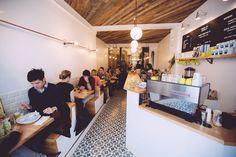 Café australien au Canal St Martin | MilK decoration
