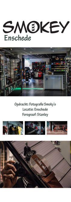 #Stanleyterhaar Application #ICwebapp https://www.facebook.com/InitiumCognitioWeb Opdracht: Fotografie Smokey's  Fotograaf: Stanley Ter Haar Locatie: Enschede