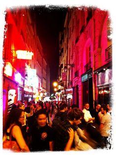 Paris Latin Quarter, France