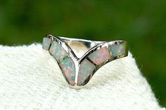 Opal Ring,Birthstone ring,Gifts idea,Stone Ring,October birthstone,statement ring,agate ring,Gemstone ring,geode ring,Stone,silver,delicate