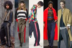 The Biggest Trends From the Fall 2017 Runways. These are the recurring themes we saw from New York to Paris.