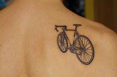 #bike #tattoo bike tattoo