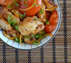 Spicy Orange Chicken - Appetite for China