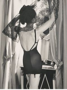 retro, vintage, girdle, corselette