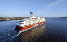 Winterliche Genussreise per Schiff von Stockholm nach Tallinn