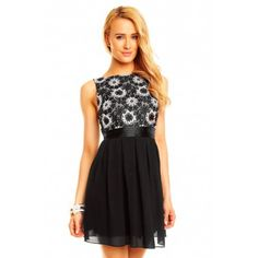 Dámské šaty Aperos černé