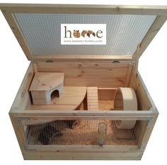 Large 75cm Two Tier Hamster Cage
