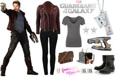 Halloween Costume DIY: Star-Lord from Guardians of the Galaxy!