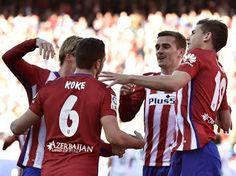 Blog Esportivo do Suíço: Atlético de Madrid vence o Granada em casa e pressiona Barcelona