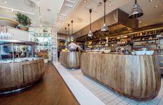 American Table Brasserie & Bar: Stockholm's Elegant Design | Best Design Projects