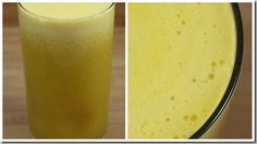 pineapple, grapes & oranges - juice recipe
