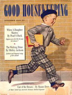 Good Housekeeping September 1949