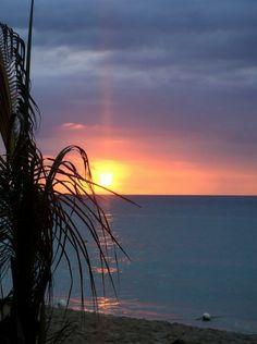 Sunset Negril,Jamaica 2011 wg