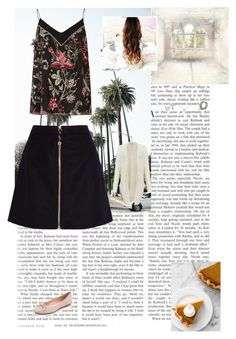 """""""Untitled #517"""" by cristina-974 on Polyvore featuring River Island, Acne Studios, Miss Selfridge, Cartier and Kate Spade"""