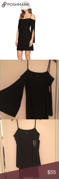 Laundry by Shelli Segal Cocktail Dress NWT Gorgeous little black dress with hidden side zipper! Brand new with tags! Laundry By Shelli Segal Dresses