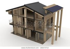 Find Wooden House stock images in HD and millions of other royalty-free stock photos, illustrations and vectors in the Shutterstock collection. Thousands of new, high-quality pictures added every day. Wooden House, Royalty Free Stock Photos, Architecture, Illustration, Pictures, Image, Home Decor, Arquitetura, Photos