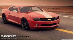 Chevrolet camaro 3d max hd desktop wallpaper widescreen high