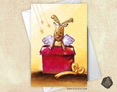 Carte de voeux Cadeau Bébé Renne  Disponible sur ma boutique ALittleMarket : http://stillistic.alittlemarket.com © Stillistic - Tous droits réservés. #stillistic #illustration #sketch #drawing #creative #digitalart #graphic #childrenillustration #artwork #cute #alittlemarket #creation #imagination #creatrice  http://www.stillistic.com