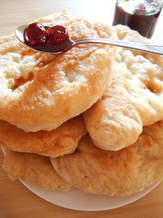 had these today at my work...oh man, they are to die for. Deep Fried Dough   DGrecipes.com