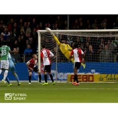 """""""#Goalkeeper makes incredible #save during added time """""""