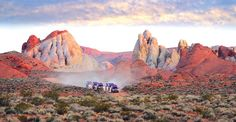Pink Jeep Tours Las Vegas | Valley of Fire State Park Adventure Tour