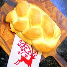 Inspired By eRecipeCards: Challa Bread from a Bread Machine EASY DIY Fresh made…
