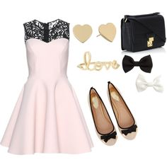 Middle school dance - Polyvore