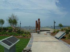 9/11 Memorial in Lake Charles