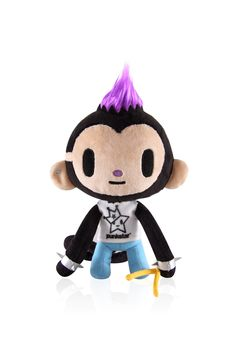 "Tokidoki Maxx Plush Toy 8"" – Afryl's Accessories AfrylsAccessories.com carries 250+ different Plushes!  http://www.afrylsaccessories.com/collections/stuffed-toys?page=6"