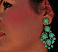 Loren Hope Designs Dabney Chandelier Earrings $68