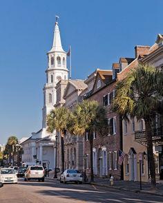 Charleston, South Carolina - Martha Stewart Living Guide