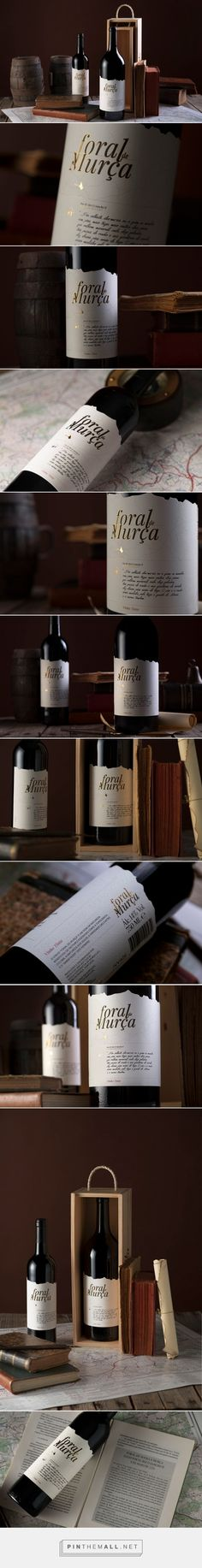 Foral de Murça - Packaging of the World - Creative Package Design Gallery…