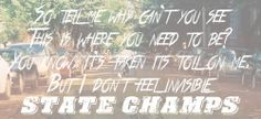 Elevated-State Champs