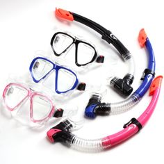 Diver adult mask and snorkel #glasses set dive snorkelling #scuba #diving equipme,  View more on the LINK: http://www.zeppy.io/product/gb/2/252066471097/