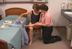 Teaching Independence: A Therapeutic Approach to Stroke Rehabilitation.