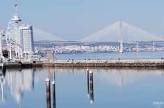 Torre e Ponte Vasco da Gama, Lisboa